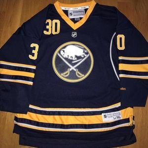 Buffalo Sabres Reebok NHL Miller Jersey